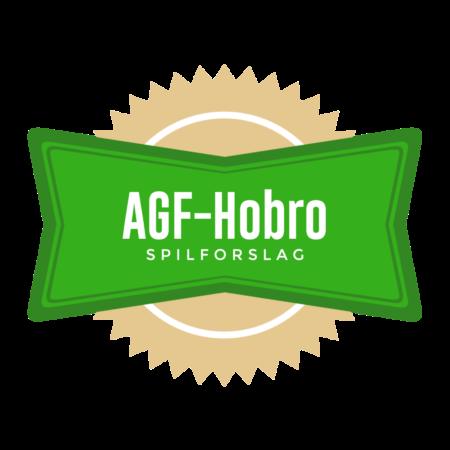 Spilforslag: AGF – Hobro
