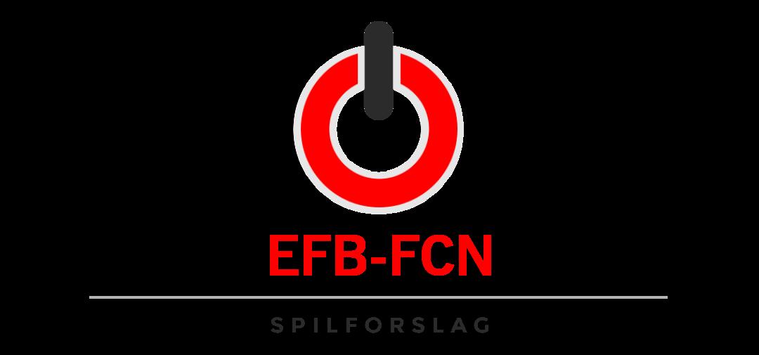 Spilforslag: EFB – FCN